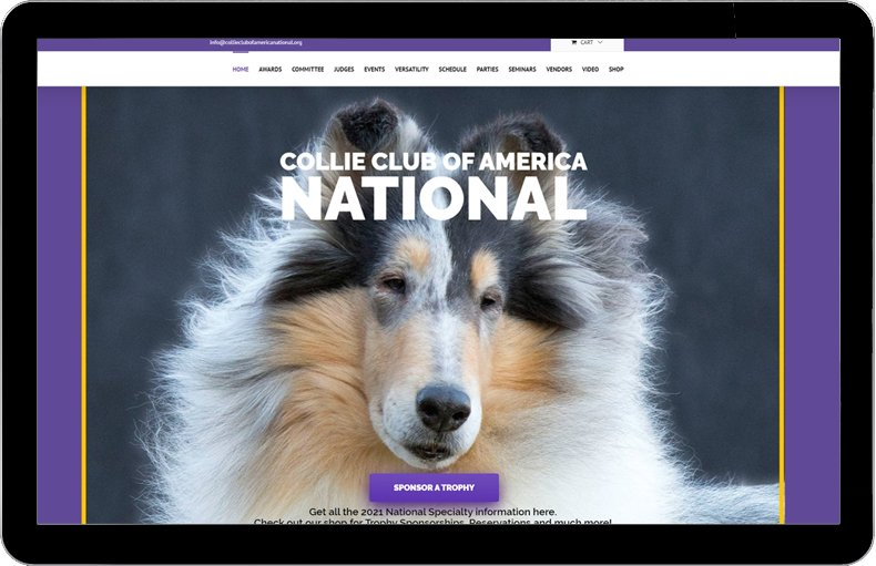 Collie Club of America National