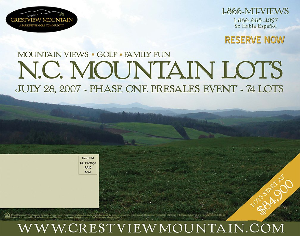 Crestview Mountain