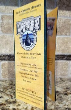 Evergreen Trail Brochure