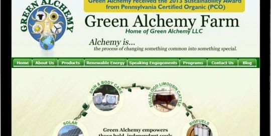Green Alchemy Farm