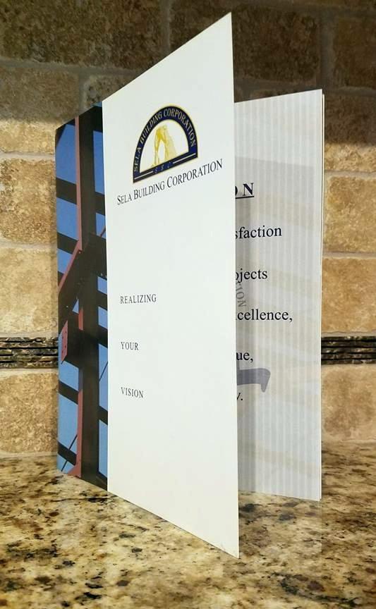 Sela Building Booklet