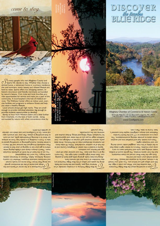 Discover the Timeless Blue Ridge Mountains