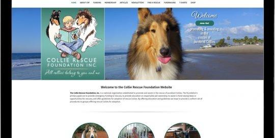 Collie Rescue Foundation